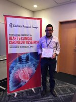 Best Keynote Presentation at the Heart & Clinical Cardiology Research Conference in Osaka, Japan.